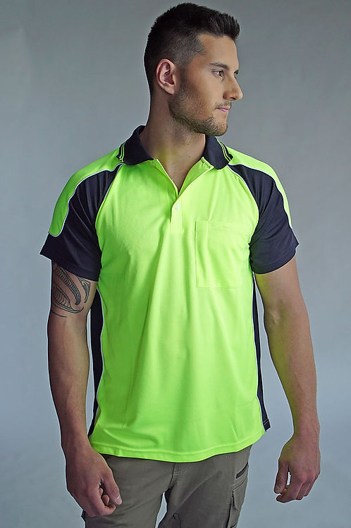 Hi-Vis Polyester Ultra - NEW GENERATION FABRIC