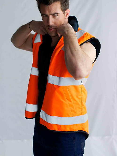 Hi-Vis Reversible Day/Night Vest
