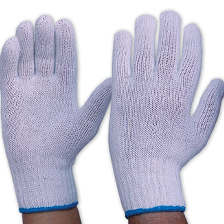 Interlock Poly/Cotton Liner Ambidextrous Glove