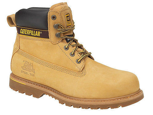 CAT Holton Steel Toe