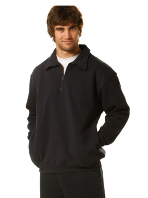1/2 Zip Polar Fleece