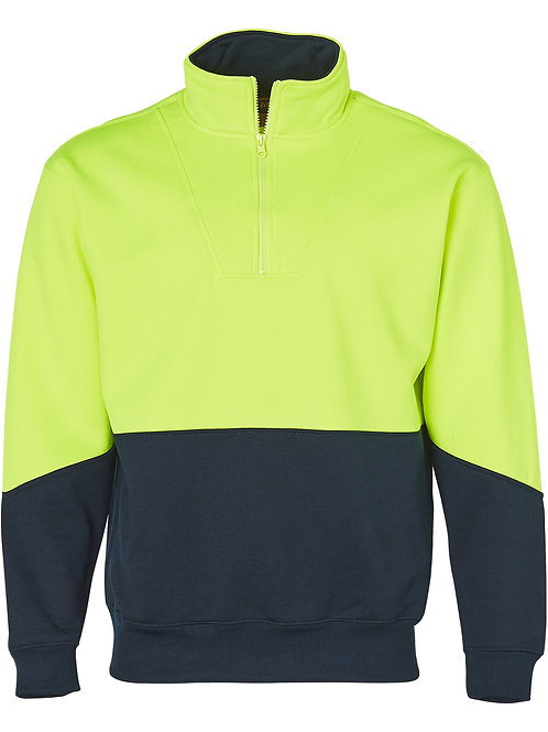 1/2 Zip Pull Over Windcheater
