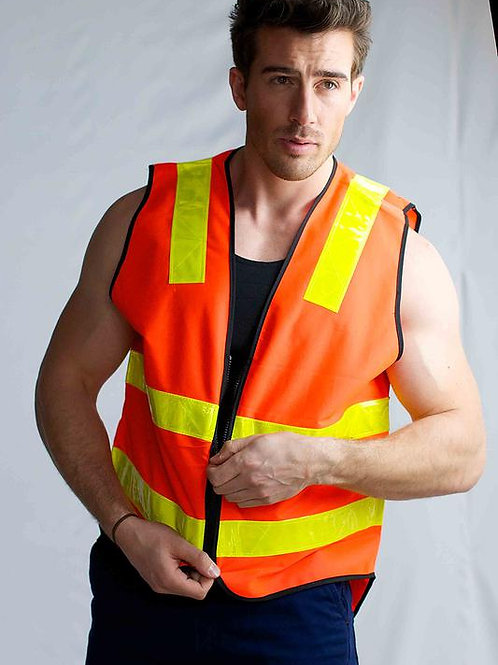 Hi-Vis Vic Roads Vest