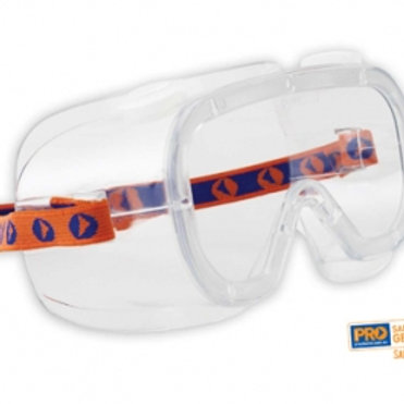 SupaVu Clear Goggle