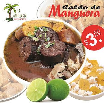 CALDO DE MANGUERA