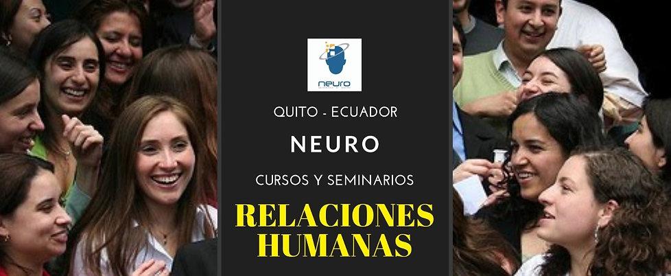 CURSO DE RELACIONES HUMANANAS Y MOTIVACIÓN