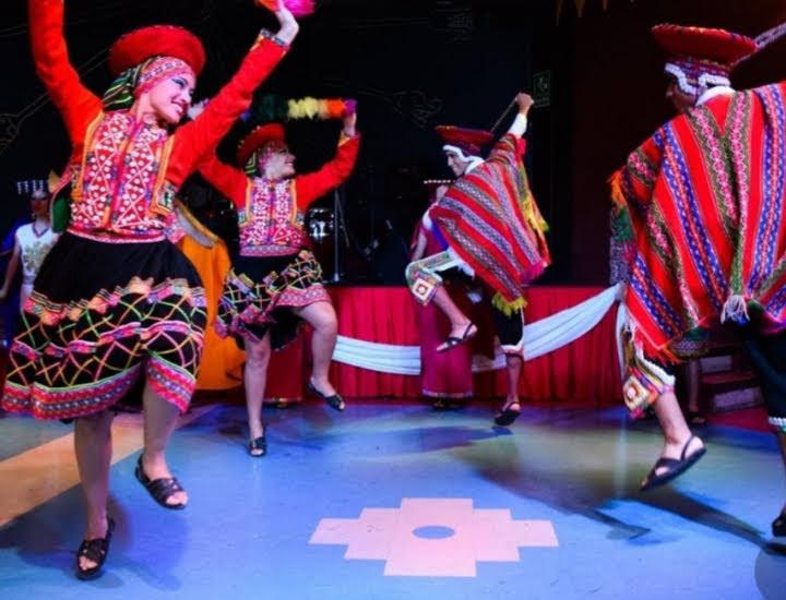 curso de danza folklorica en quito