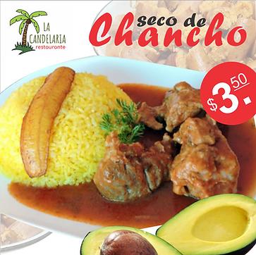 SECO DE CHANCHO