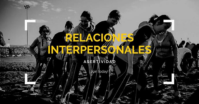 relaciones interpersonales y asertividad