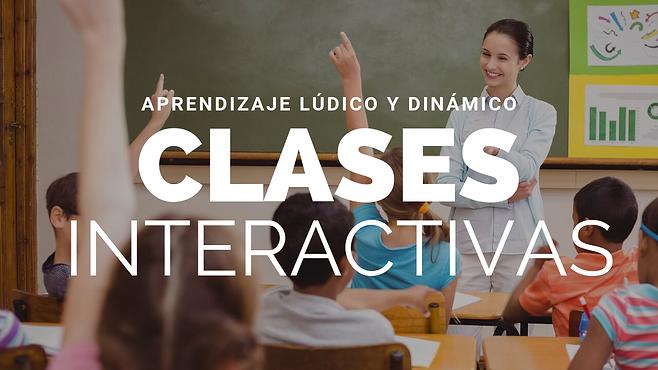 clases interactivas tecnicas de estudio