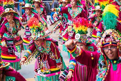 Cursos de danza Peruana [ DANZAS Folklóricas 🏆 ]