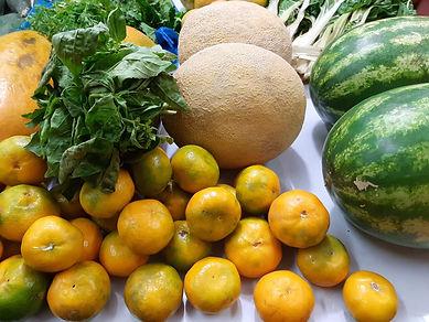 frutas y verduras en linea