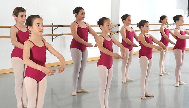 Curso de Ballet , clases de ballet , academia de ballet clásico , danza clásica