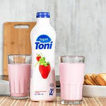 yogurt en el abasto