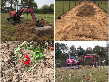 Aanplant Vlindertuin Meerssen gereed!