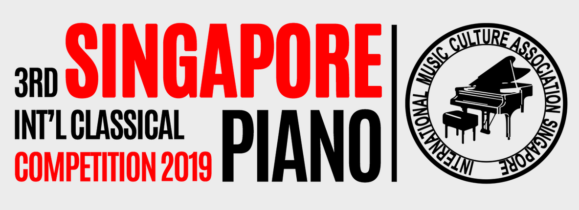 IMCAS- 3rd Singapore Interational Classical Piano Competition 2019