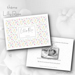 thème Lilly-Rose
