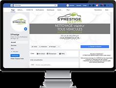 facebook S'Prestige nettoyage vapeur voitures hazebrouck
