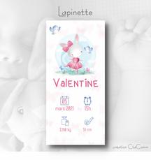 thème LAPINETTE