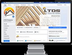 facebook LTDS Charpente