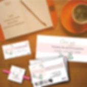 carte-de-visite, étiquettes, créa'giz