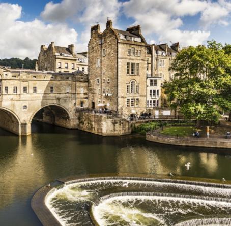 A weekend away in Bath, UK