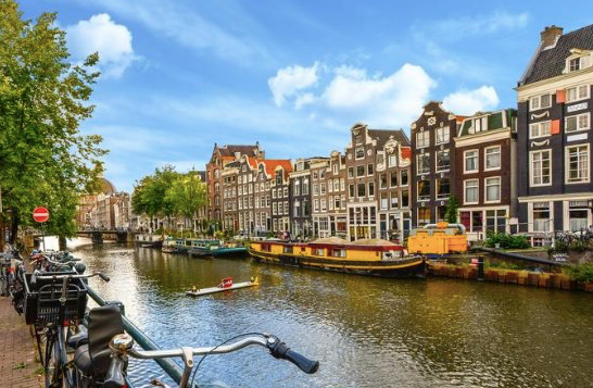 The Netherlands Notes: Amsterdam