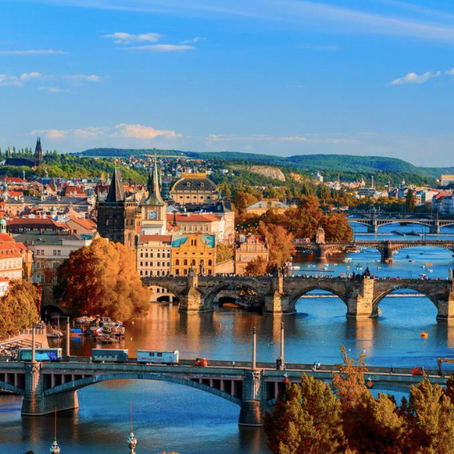Aha! Praha: The magical city of Prague