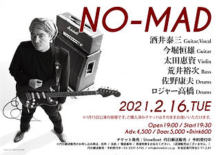 2.16 tue   NO-MAD