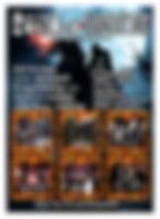 8.5 sat  韓日友好協同開催 NO MERCY FEST+恐るべき電気の騎士達Vol,5