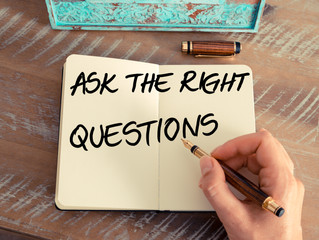 Ask Your Real Estate Agent the Right Questions