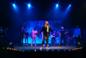 Revelation Church Lighting Design
