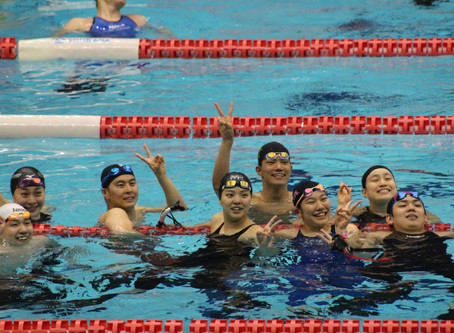 【3日目速報】2018年フィンスイミング日本選手権