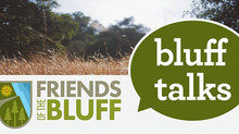Friends of the Bluff presents BLUFF Talks Nov. 16
