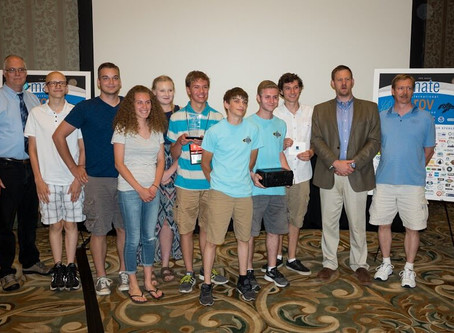 MATE ROV competition 2016 – Supported by SubC