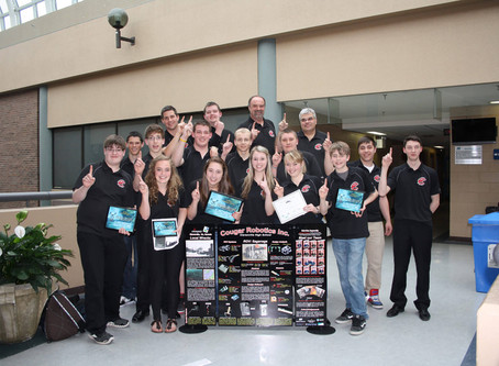 Clarenville High School wins Provincial ROV Competition