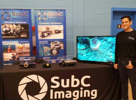 SubC celebrates World Oceans Day at the Marine Institute