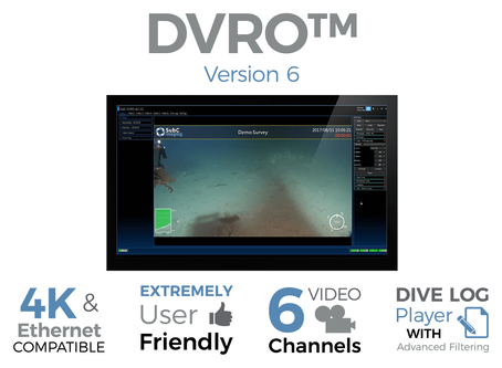 Powerful upgrades in the latest version of SubC's DVRO™