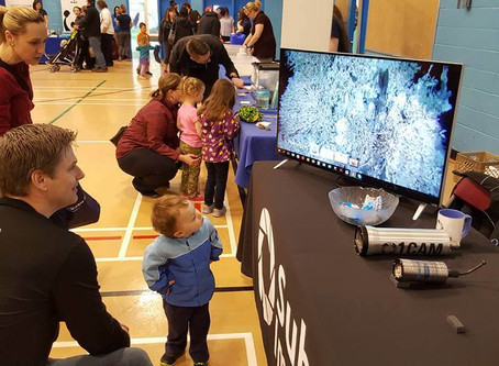 DFO – World Oceans Day at Newfoundland's Marine Institute