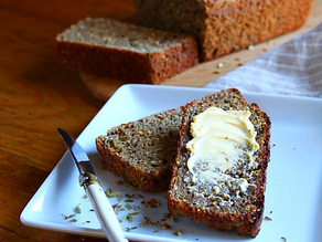 Fennel and Poppy Seeded Bread