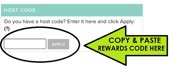 How-to-apply-stampin-savvy-rewards-code-