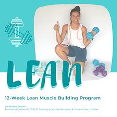 LEAN 12-Week Program (Phase 1 + 2)