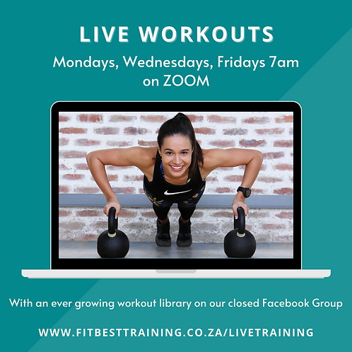 Live Workouts (Feb)