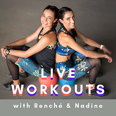 OCT: LIVE Workout Sessions (Pay per Month)
