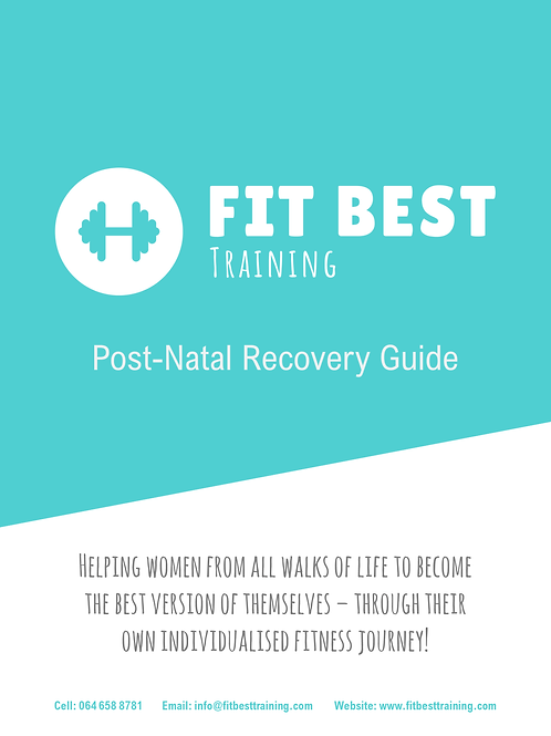 Post-Natal Recovery Guide (eBOOK)