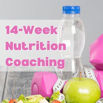 14-Week Nutrition Coaching Package
