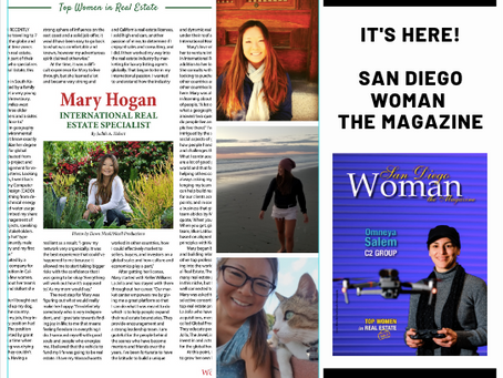 San Diego Woman The Magazine