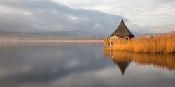 Wintry Llangorse Lake-Gen