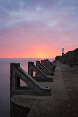 Porthcawl Sunrise-Gen