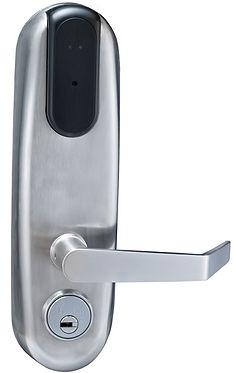 commercial mul-t-lock card swipe access control